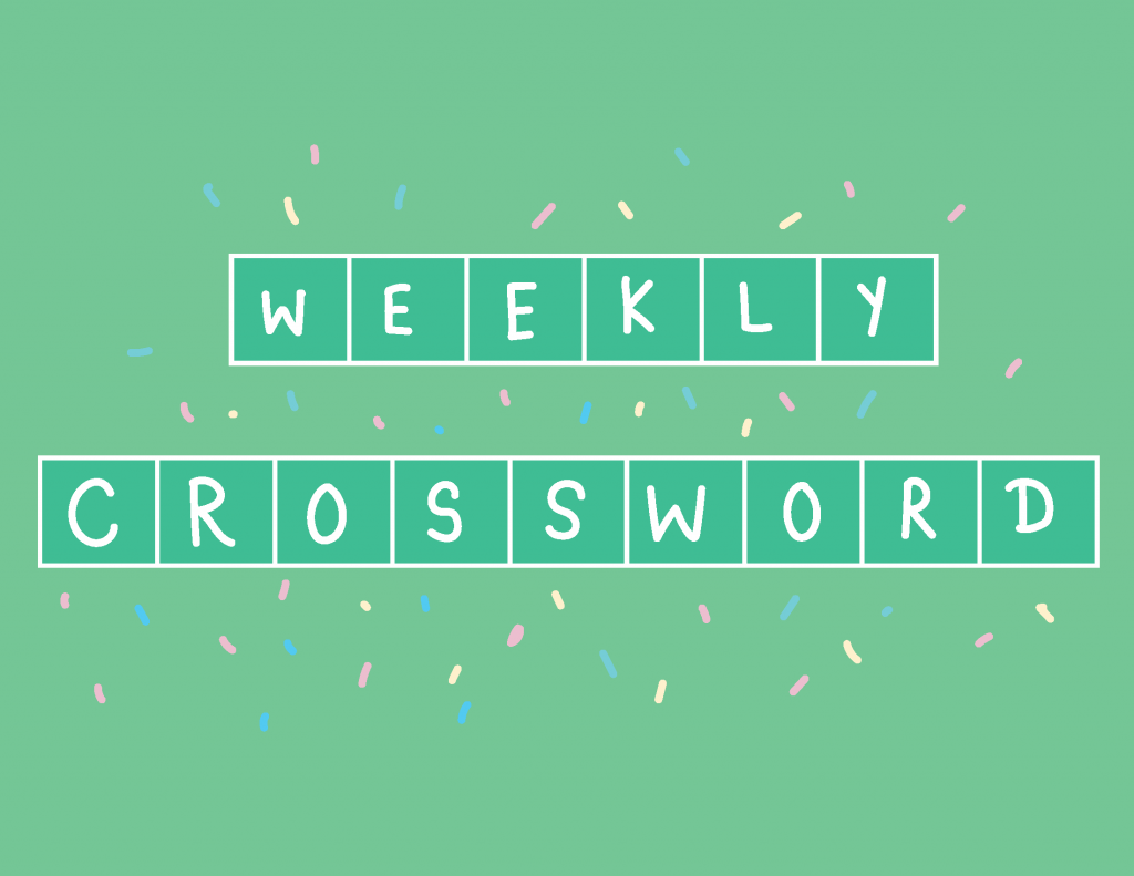 Crossword: March 23 – March 28