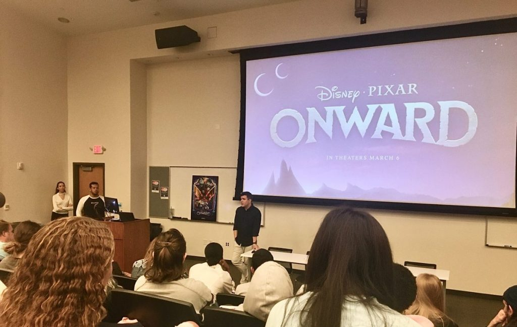 'Onward' set designer discusses passion for finding life in animation