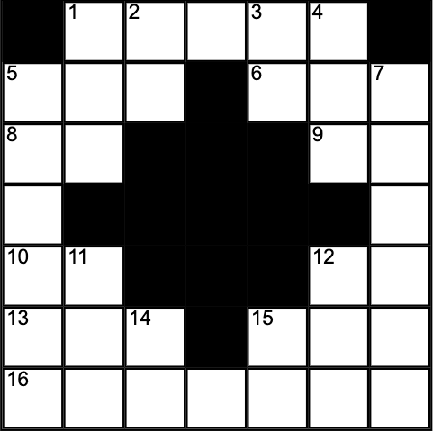 Crossword: March 3 – March 9