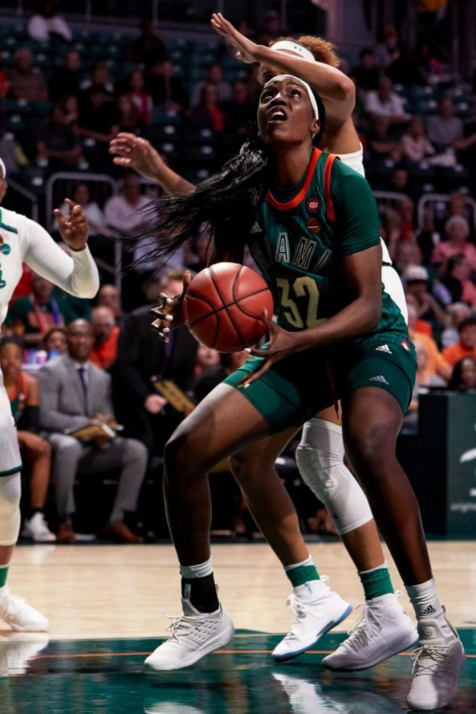 Mompremier expected to be drafted early in first round of WNBA draft