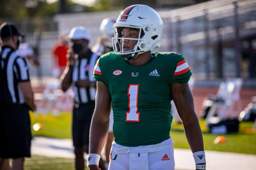 Miami Hurricanes Fall Practice Underway – ItsAUThing.com ...   Miami Fall