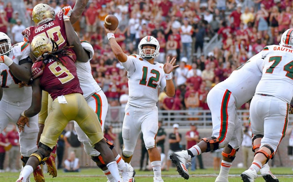 Expect the unexpected for rivalry matchup with Florida State