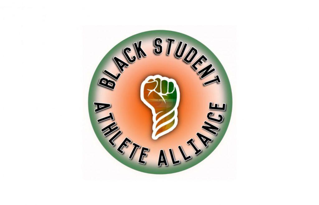 Black student-athletes at UM create  school's first-ever Black Student Athlete Alliance.