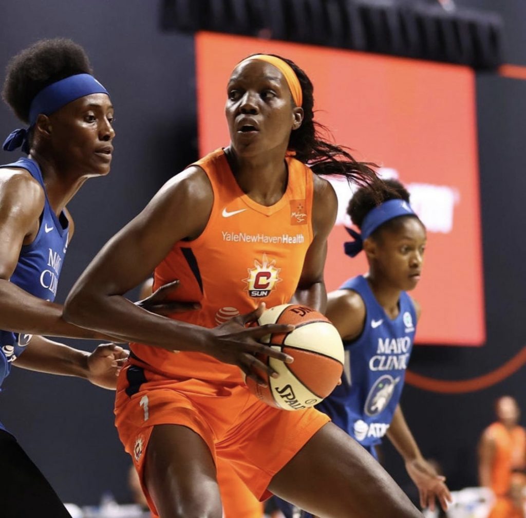 3 former Canes set to compete in WNBA Playoffs