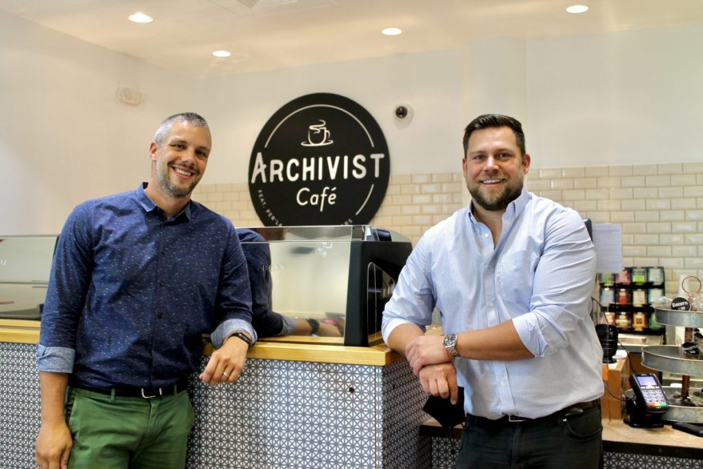 UM alumni open new coffee shop on campus