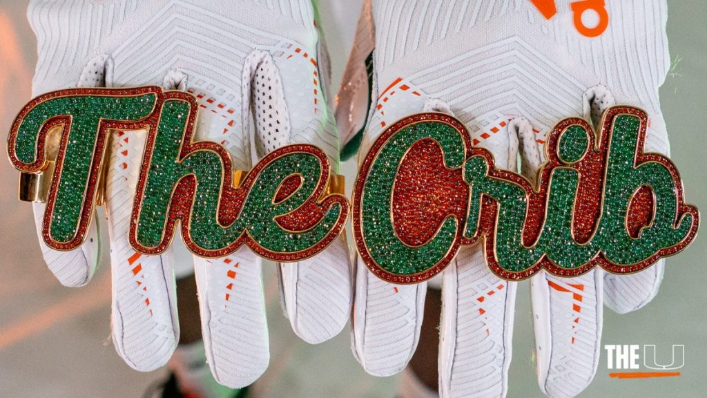 """Hurricanes debut new """"The Crib"""" Touchdown Rings"""