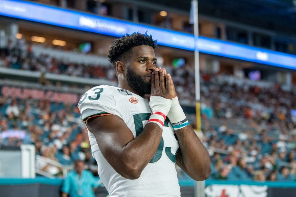 Miami football 2020 preview: Linebackers