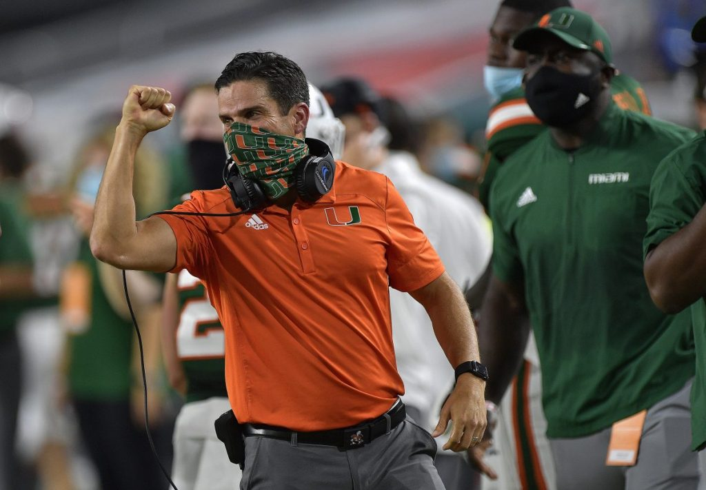 Hurricanes play almost perfectly for 4th straight win over Florida State