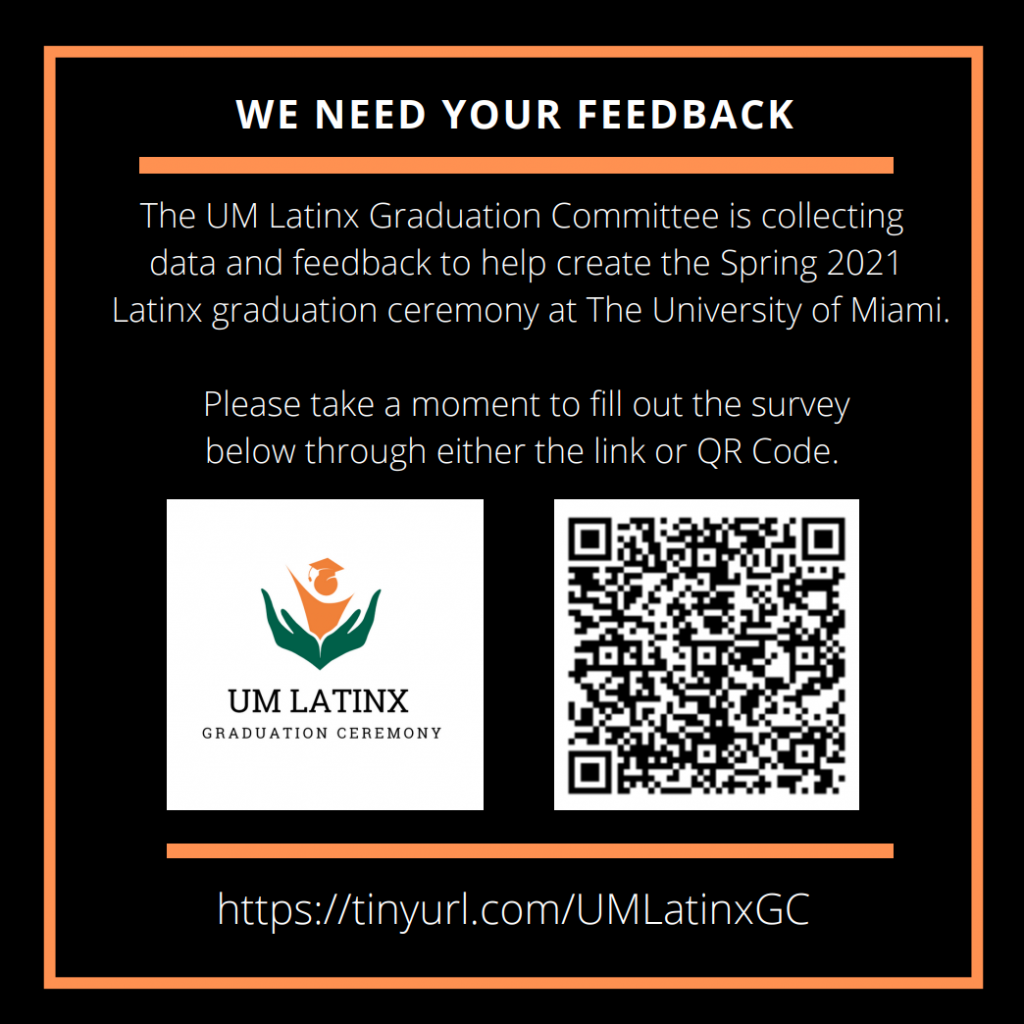 Help support the Latinx Graduation Committee