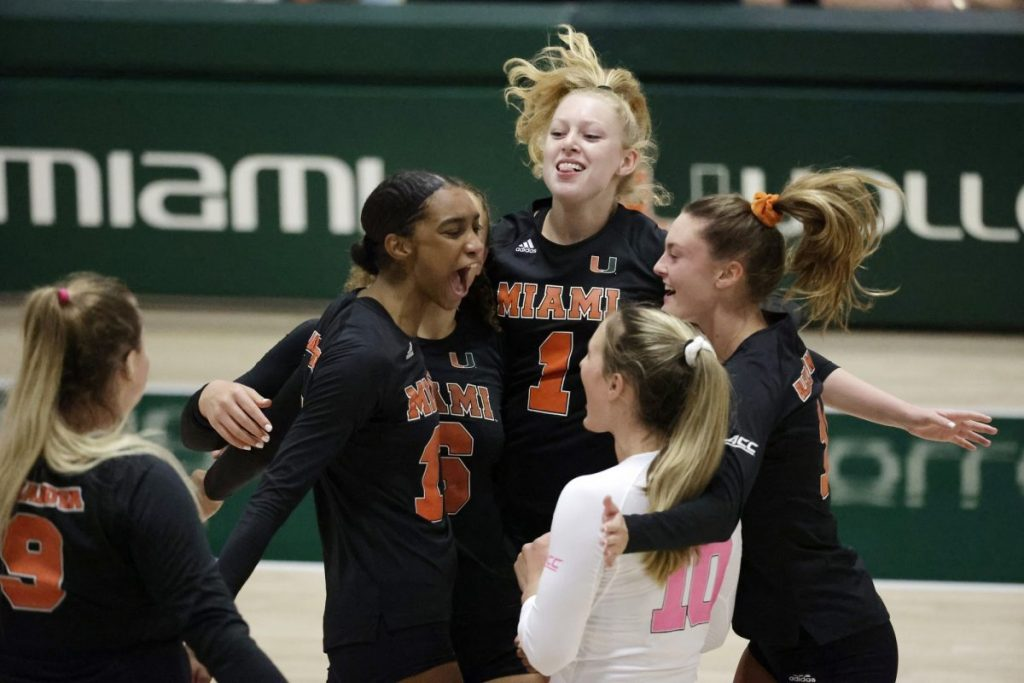 Volleyball splits final series of 2020 against Florida State