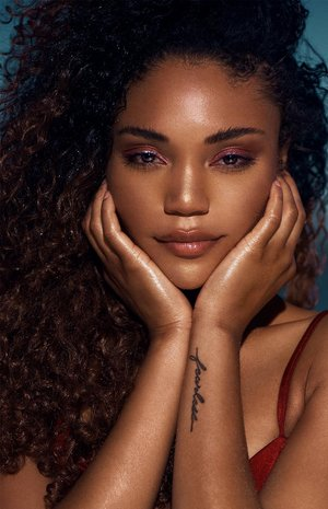 Model Cheyenne Depree on modeling, acting, how to break into the business