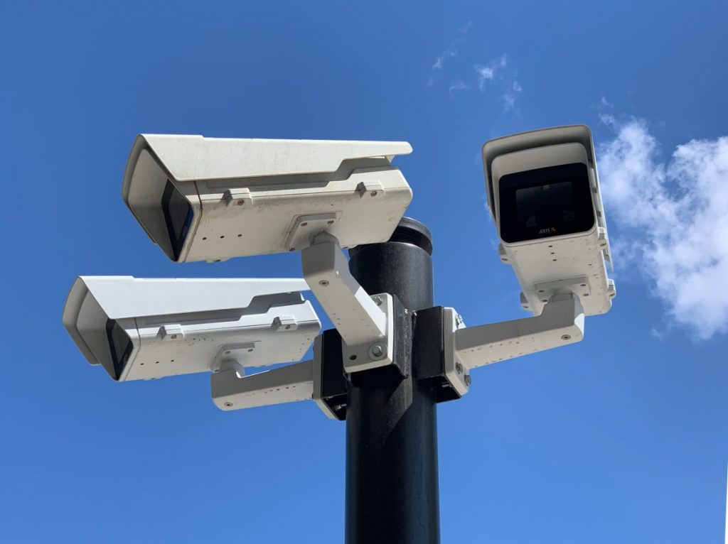 After UMPD denies use of facial recognition, surveillance cameras brought into question