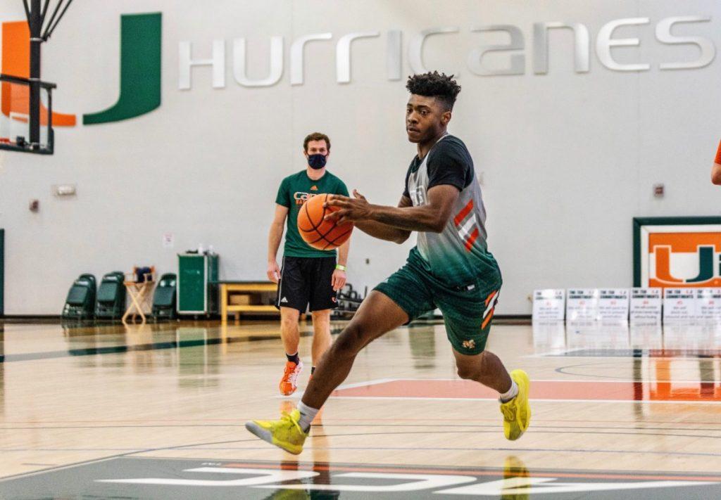 Miami men's basketball 2020-2021 season preview: Freshmen