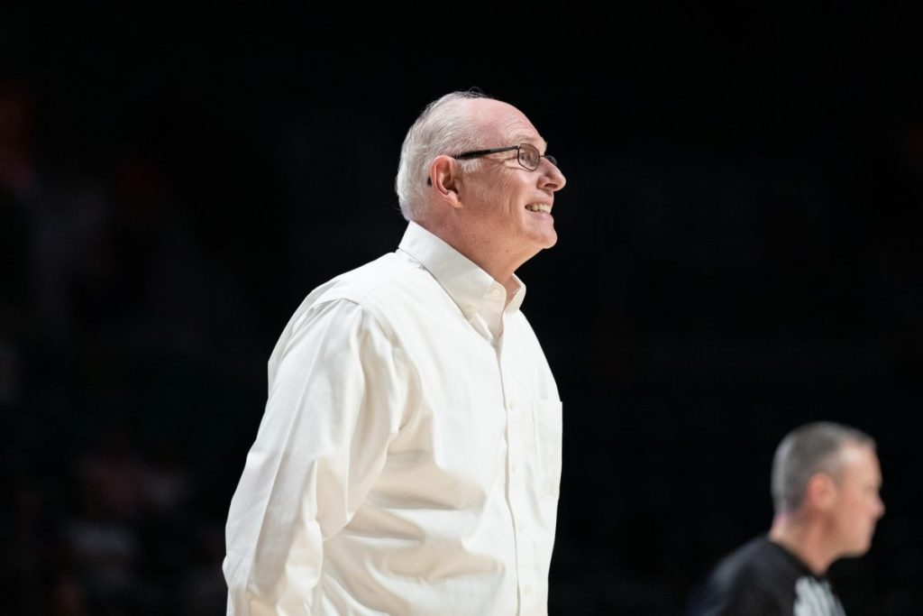 Nine seasons in, Jim Larrañaga looks to make the 10th even more successful