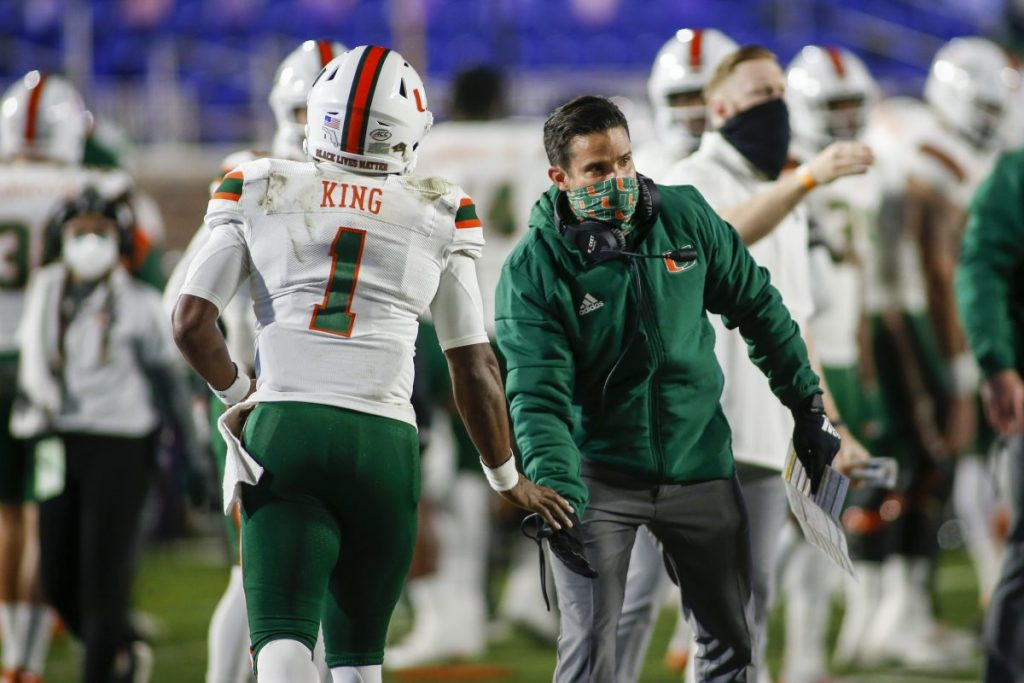 In blowout win at Duke, the Canes left no doubt
