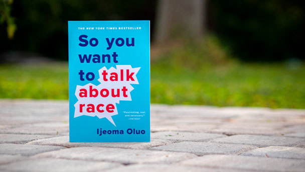 'So You Want to Talk About Race' author discusses her book, importance of anti-racism work
