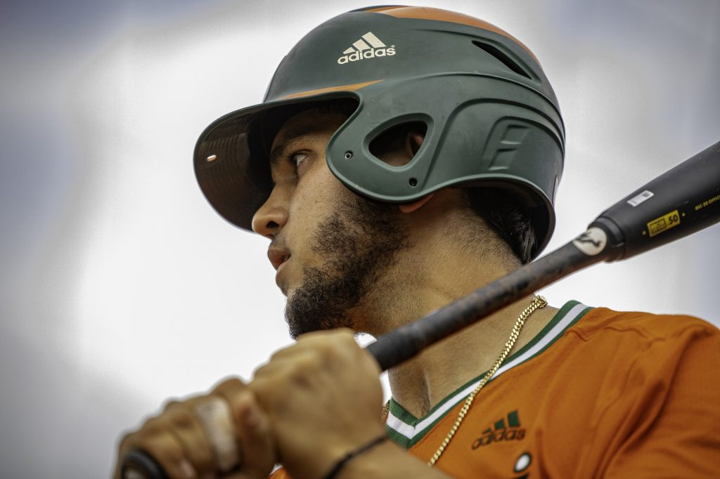 'One of the best hitters we've had here': Adrian Del Castillo ready for best season yet
