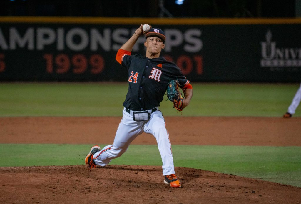 Canes even series with win over Virginia Tech