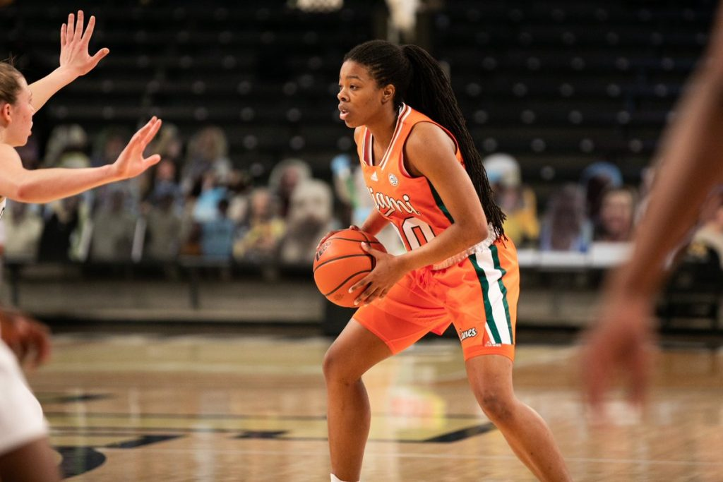 Miami drops third straight game in 67-56 loss at Georgia Tech