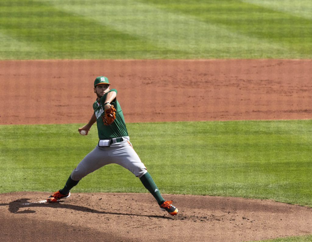 On a victorious Sunday, Miami clinches first series win over Florida since 2014