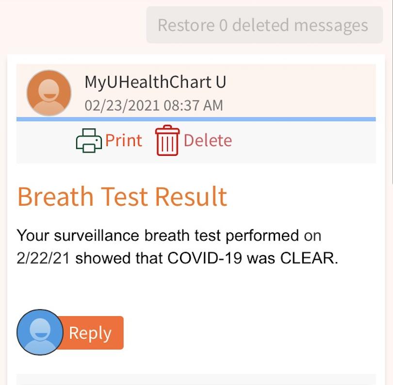 Students receive false negative COVID test results, bigger concerns arise