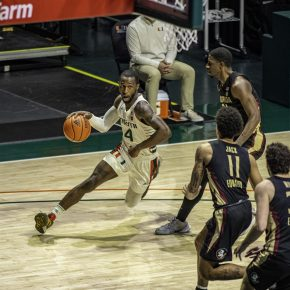 Undermanned and overwhelmed, Hurricanes fall to rival No. 11 Florida State