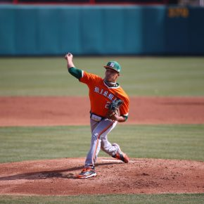 Miami rallies late to take second game from NC State