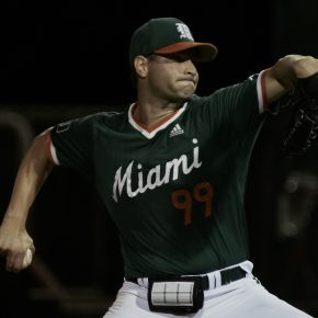 Canes fall below .500 after lackluster pitching performance
