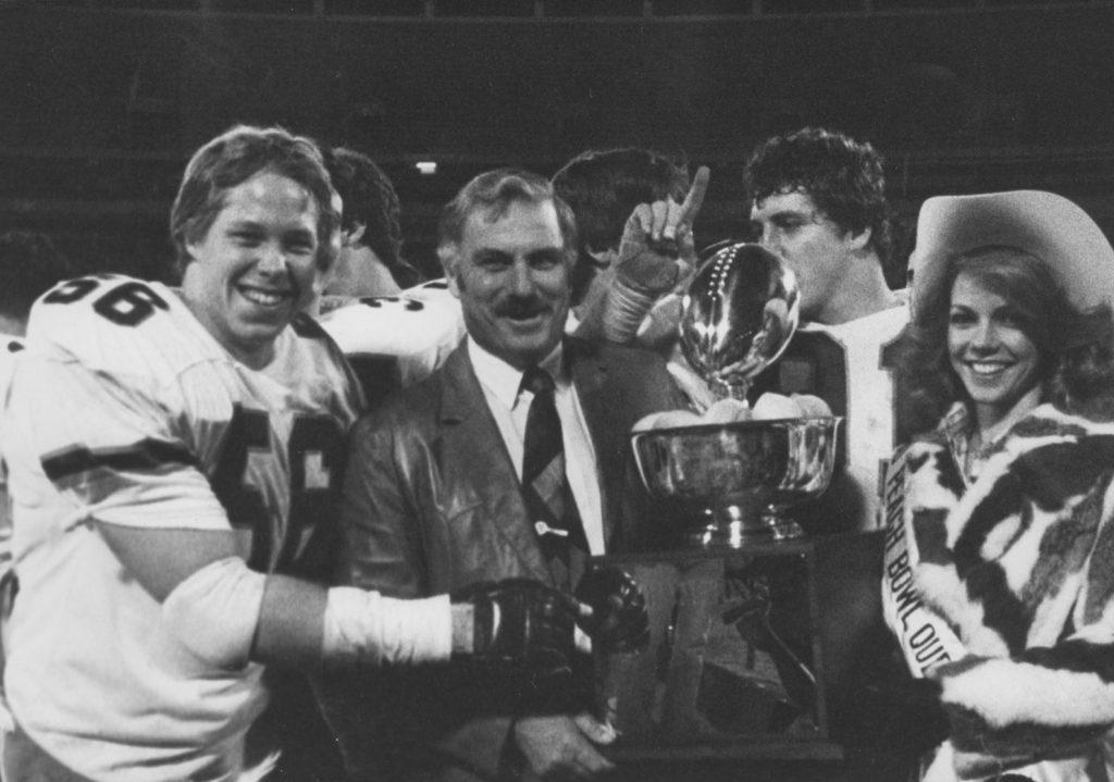 Schnellenberger recruited and coached future NFL hall of famer Jim Kelly and Heisman Trophy winner Vinny Testav.