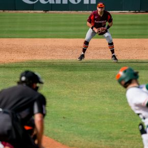 Baseball commentary: Series loss to Virginia Tech is a humbling setback