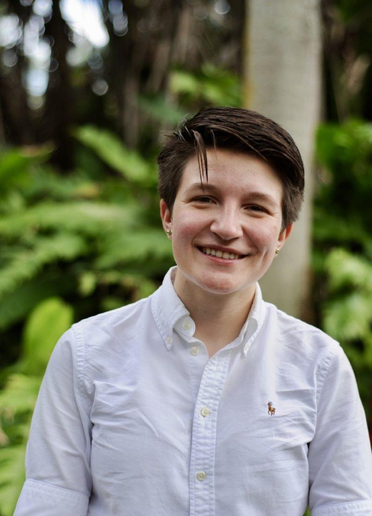 Sens. Sydney Stropes is a sophomore majoring in nursing, religion and healthcare.