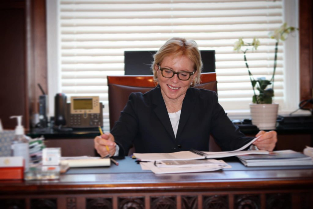 Commissioner Patricia Keon
