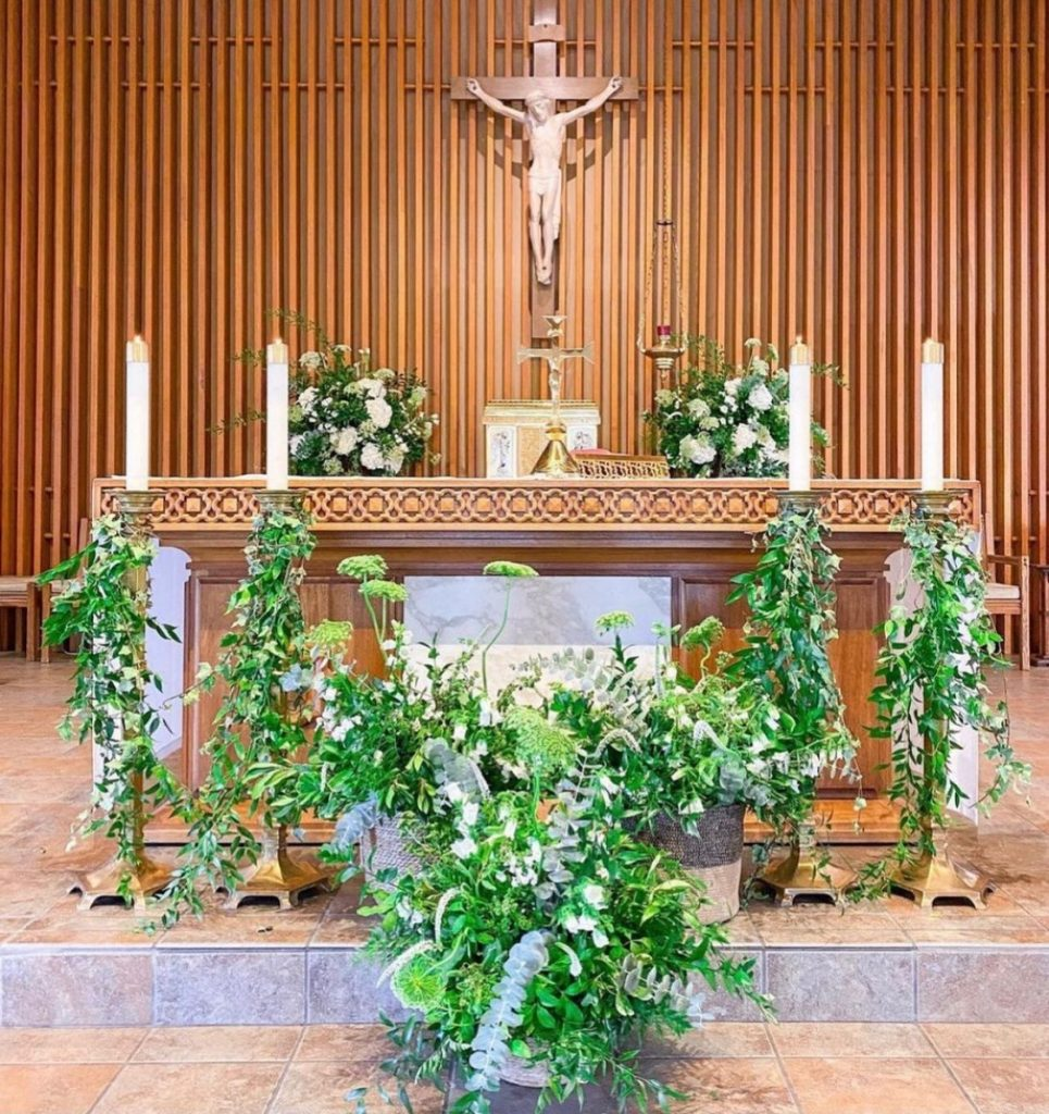 St. Augustine will be hosting mass