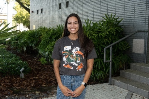 Hillel administrator Rachel Sasiene: 'It's hard to build a community when people cannot gather.'